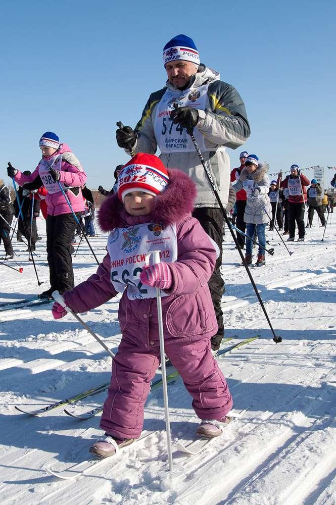 Калужане встанут на «Лыжню России – 2015» 8 февраля