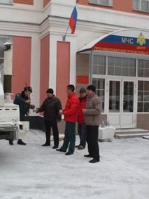 Калужан и гостей города приглашают на выставку, посвященную истории создания пожарной охраны