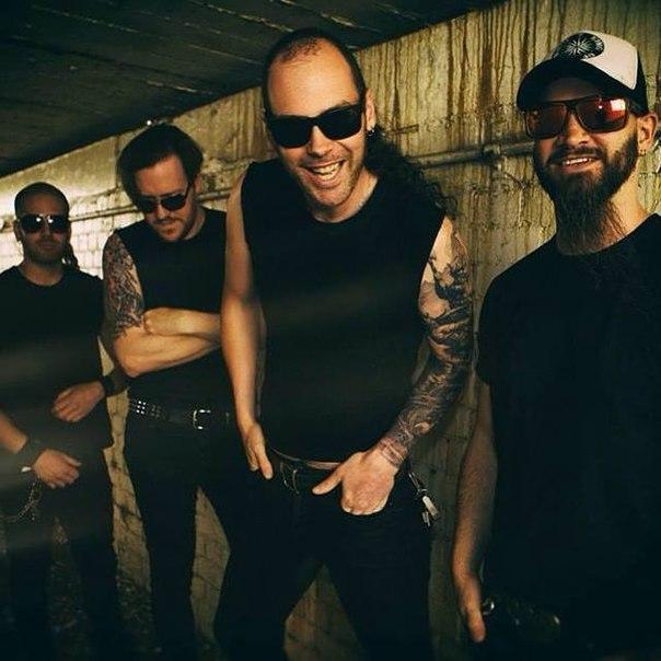 DESECRATOR — Thrash Metal (Мельбурн) в GaraGe