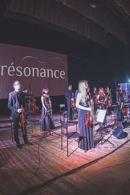 Камерная группа «Resonance» представит в Калуге новую программу «Red Tour»