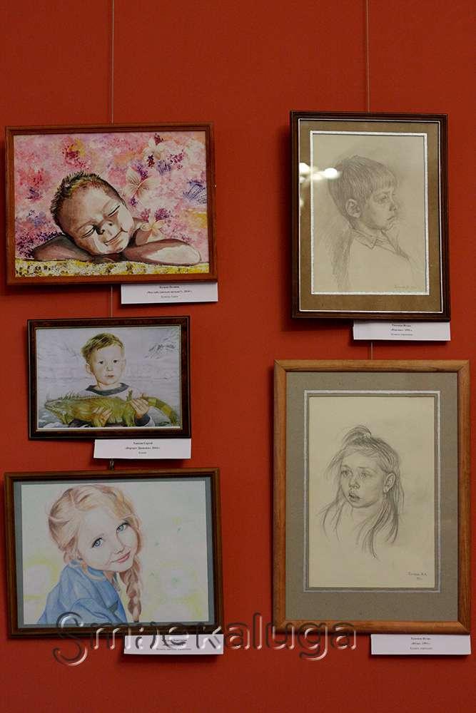 В Калуге открылась вторая часть проекта-исследования Фонда М. Шемякина «Дети в искусстве»