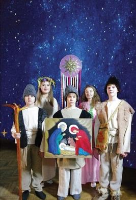 Московский детский хор «Веснянка» исполнит спектакль-концерт в Троицком соборе