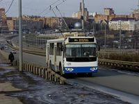 Калужский троллейбус калуга