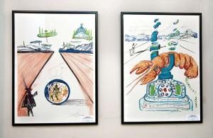 «Великие классики ХХ века. Сальвадор Дали, Анри Матисс, Марк Шагал» в калуге