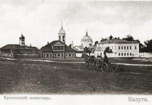 крестовский монастырь калуга