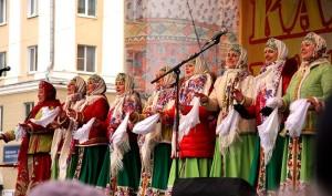 Калужская Масленица - 2015