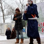 """Развлекательная программа """"7 детей самураев или Новый год для злого Ронина"""" в калуге"""