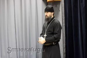 Настоятель монастыря иеромонах Тихон калуга