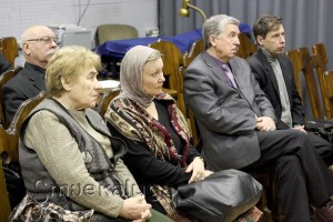 Члены рабочей группы по сохранению исторической памяти калуга