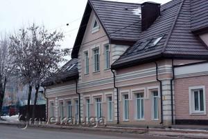 Реконструированное здание просфорни калуга