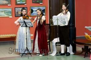 Музыканты ансамбля «El Continuum» калуга