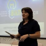 Лиля Галиева, организатор и куратор конкурса калуга