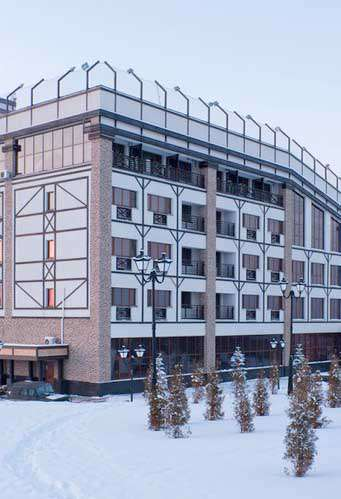 Горнолыжный комплекс «Квань» стал «Горнолыжным отелем года»