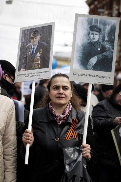 9 мая по улицам Калуги вновь пройдёт «Бессмертный полк»