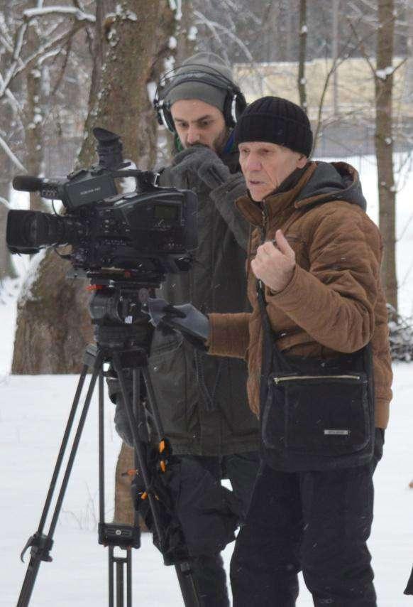 В Обнинске телеканал «Культура» снимает документальный фильм «Письма из провинции»
