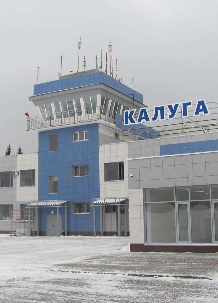 Одобрена концепция благоустройства привокзальной площади аэропорта «Калуга»