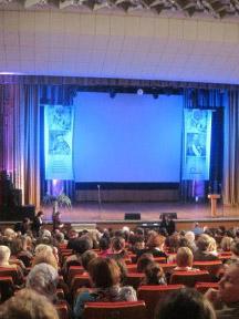 В Обнинске открылся X кинофестиваль «Встреча»