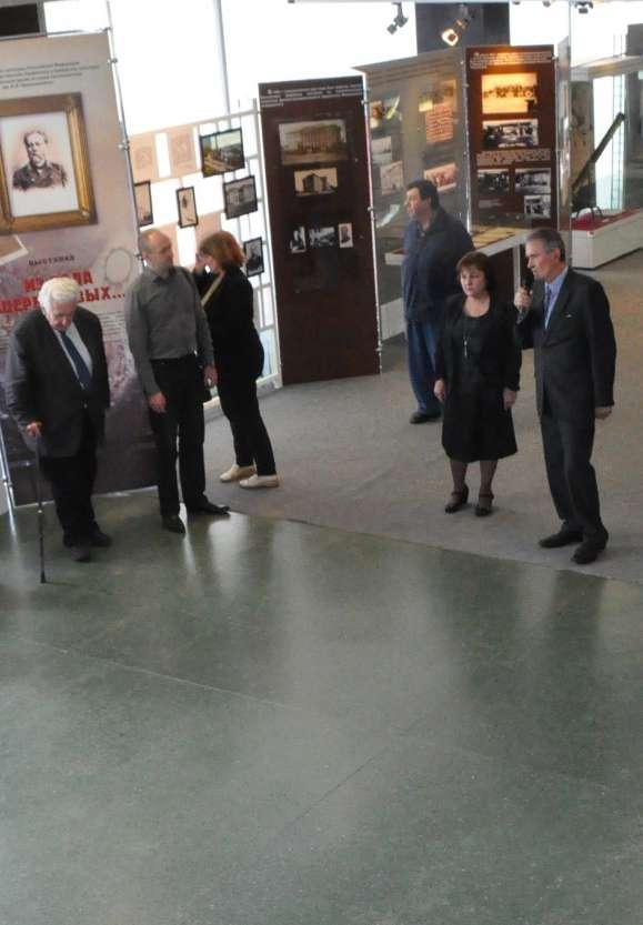 В Государственном музее истории космонавтики открылась новая выставка