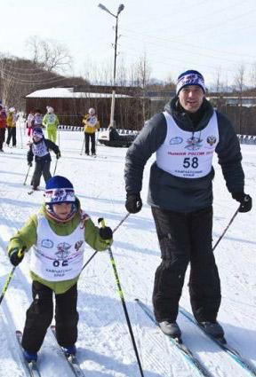 8 февраля «Лыжня России» пройдёт без массовых стартов