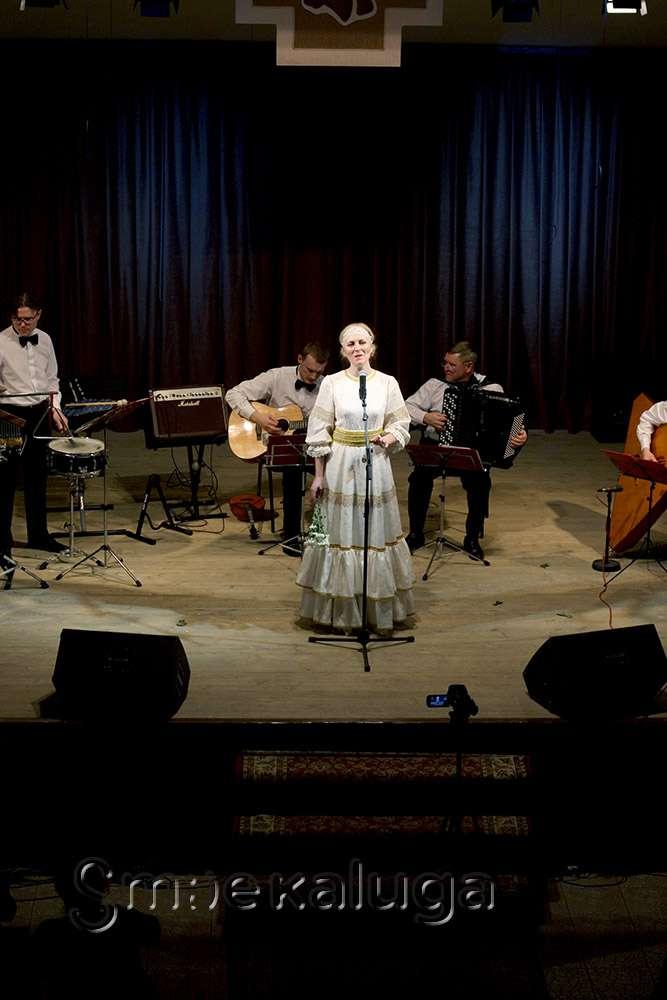 Ансамбль народных инструментов «Артель» отметил 10-летие на сцене Дома музыки