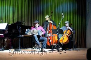 Танго-оркестр «Misterioso» в Калуге в Доме музыки калуга