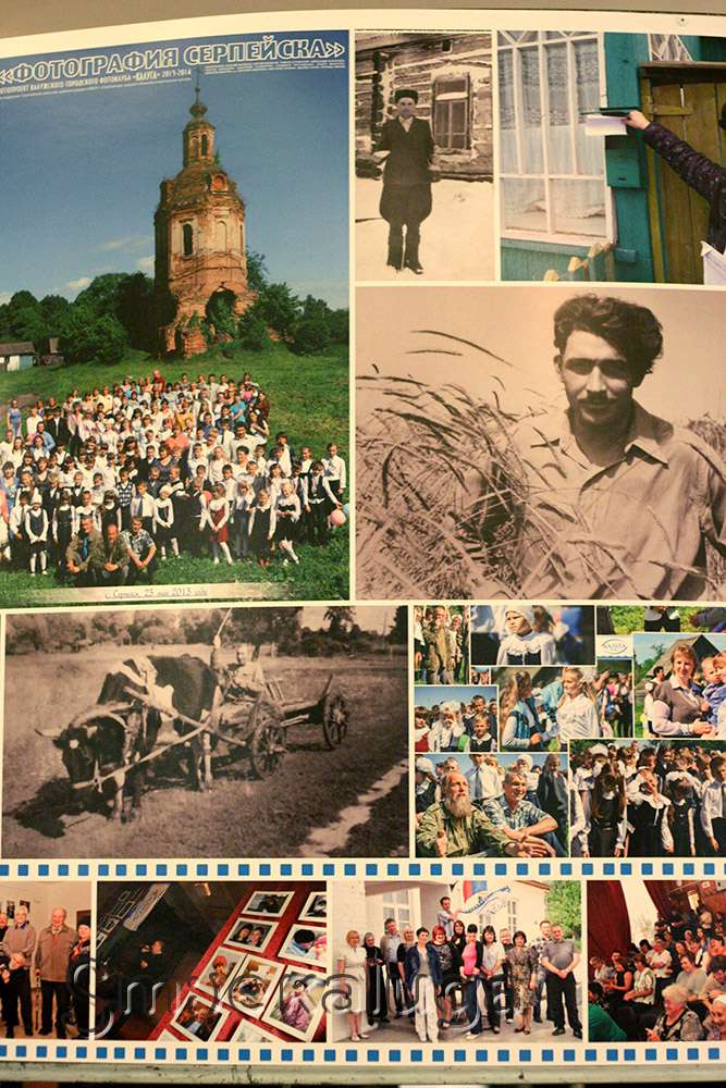 В галерее Дома музыки открылась фотовыставка, посвященная 50-летию фотоклуба «Калуга»