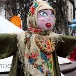 """""""Участница"""" выставки-конкурса масленичных кукол калуга"""