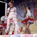 """Ирина Чувикова и эксцентрик-балет """"Кураж"""""""