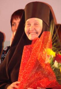 Президент фестиваля монахиня София (Ищенко) обнинск
