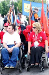 Социально-патриотический марафон «Сильные духом», посвященный 70-летию Великой Победы, пройдёт через Калугу