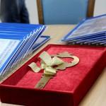 Символический ключ от завода калуга