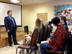 На семинаре-совещании калуга