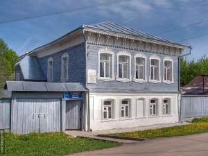 Дом-квартира Циолковского в Боровске калужская область