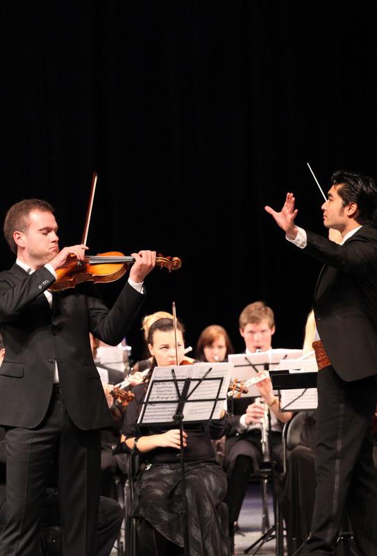 В Калужский молодёжный симфонический оркестр смогут принять калужан-победителей фестиваля «Молодёжная симфония»