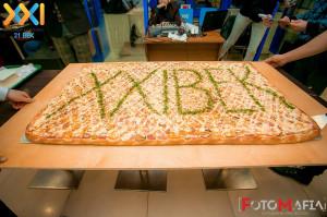 Огромная пицца калуга