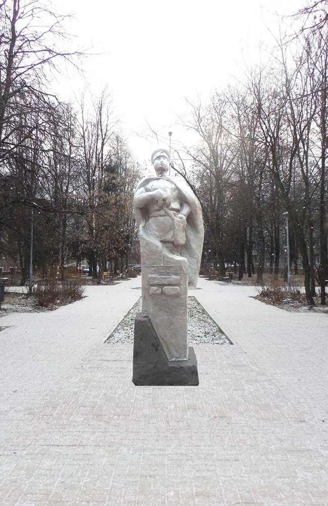 В Обнинске появится памятник генералу А. Ф. Наумову