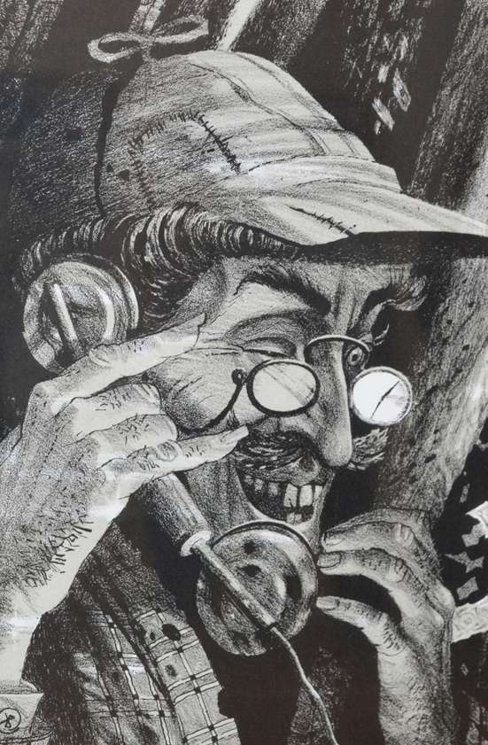В Обнинске открылась выставка иллюстраций к роману «Мастер и Маргарита»