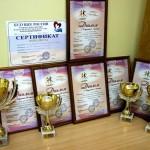 Награды коллектива калуга