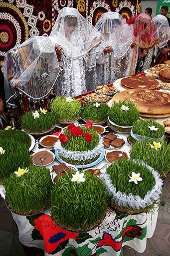 Сценарий праздник для навруз