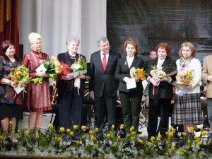 Церемония награждения лучших работников калуга