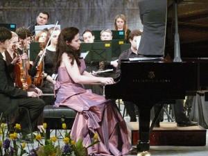 Праздничный концерт калуга