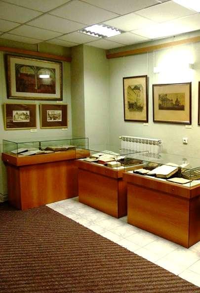 В Малоярославецком музейно-выставочном центре им. И. А. Солдатенкова открылась выставка «В начале было Слово…»