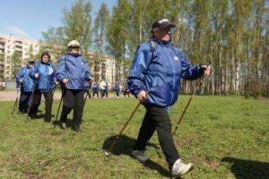 Скандинавская ходьба калуга