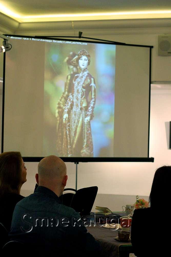 В картинной галереи Дома музыки повторят выставку авторских кукол