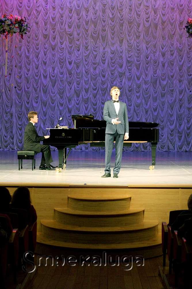 Фестиваль искусств «Калужская весна — 2015» открыли солисты театра «Геликон-опера»