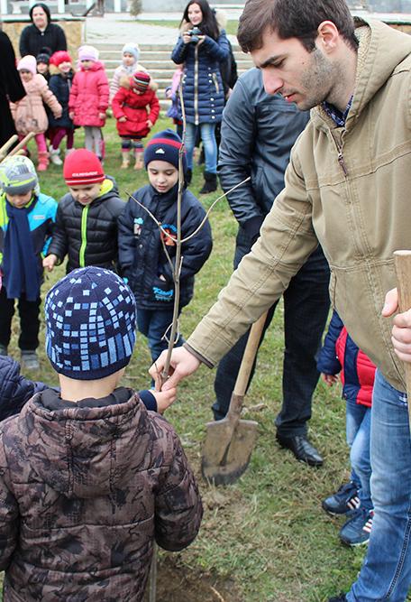 Калужская область примет участие в проекте «Лес Победы»