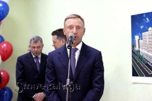 Дмитрий Ливанов калуга