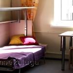 В комнате общежития калуга