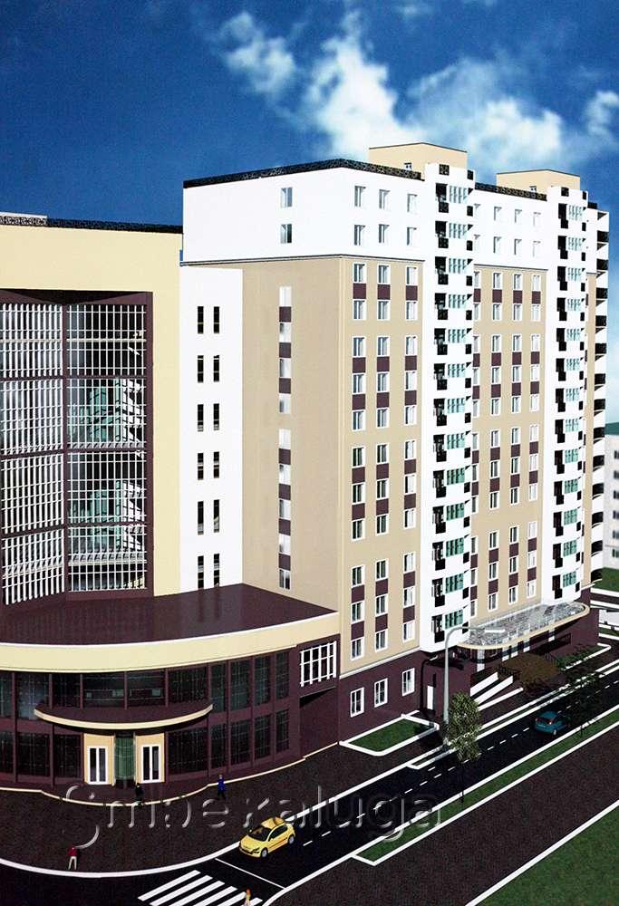 Министр образования и науки РФ Дмитрий Ливанов побывал на открытии нового общежития КГУ