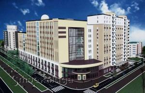 Проект университетского городка калуга